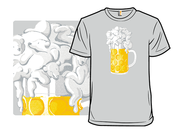 Ice Cold Bee(a)rs T Shirt