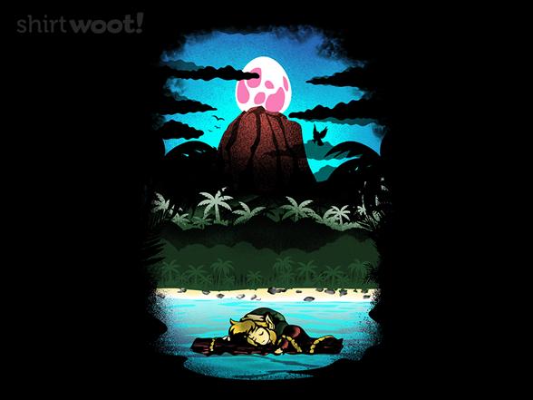 Dream Island T Shirt