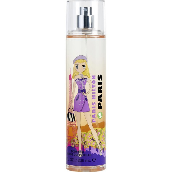Paris Hilton - Passport In Paris : Body Mist 236 ml
