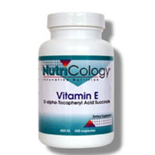 Vitamin E Succinate 100 Caps by Nutricology/ Allergy Research Group