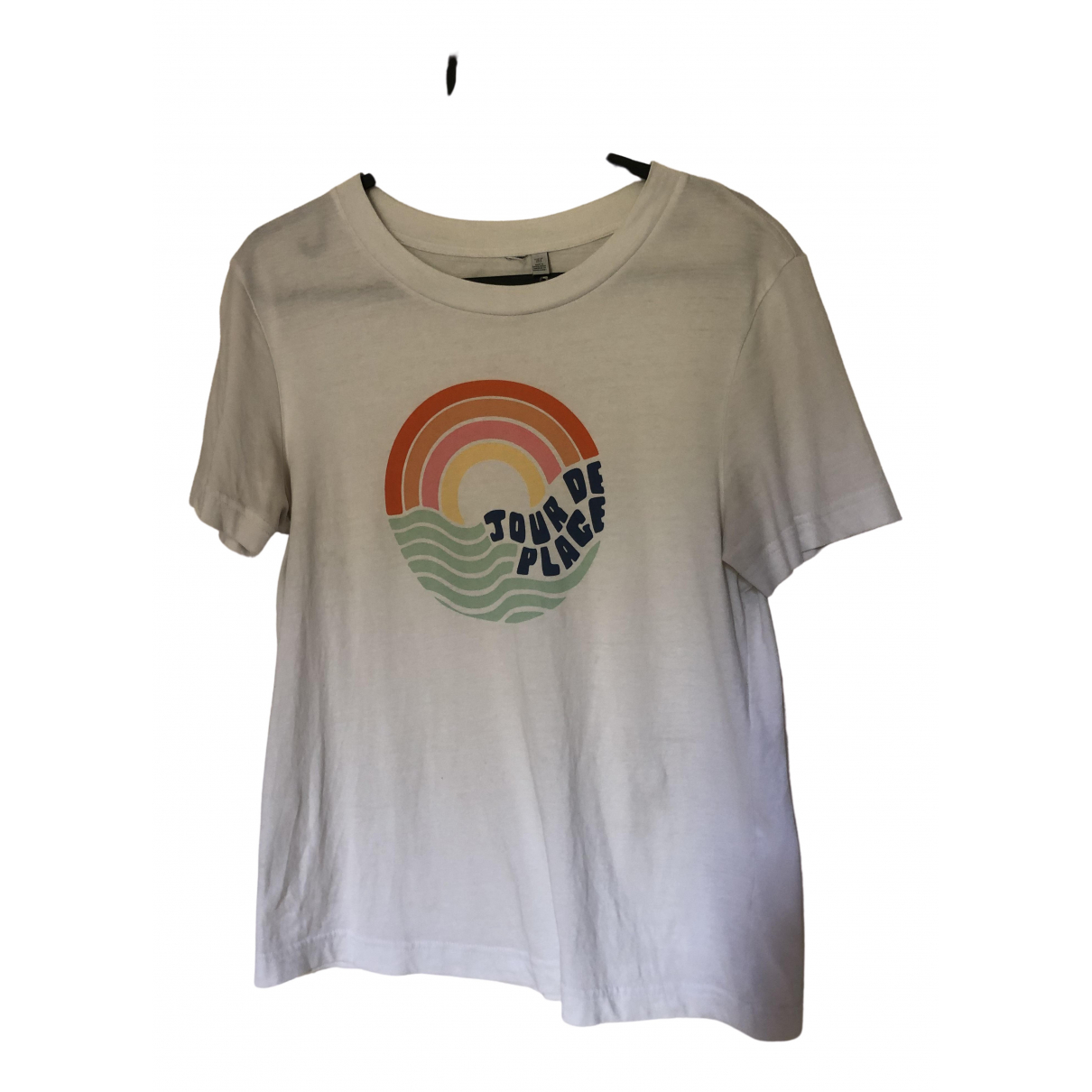 & Stories \N White Cotton  top for Women 34 FR
