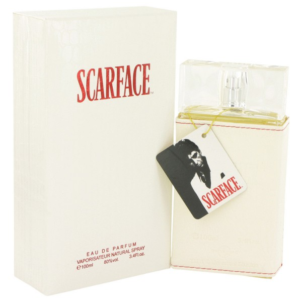 Universal Studios - Scarface Al Pacino : Eau de Parfum Spray 3.4 Oz / 100 ml