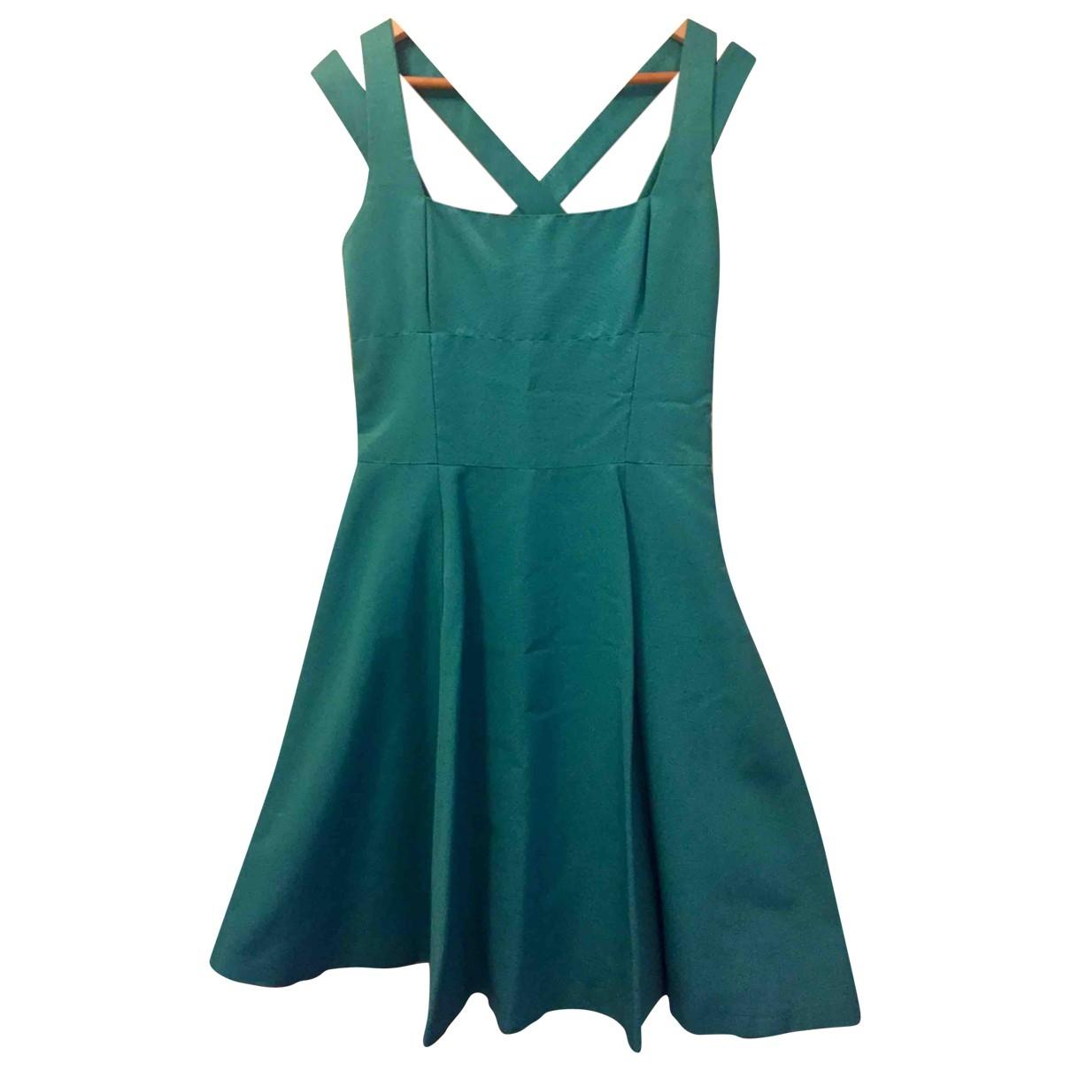 Reiss \N Green Cotton dress for Women 10 UK