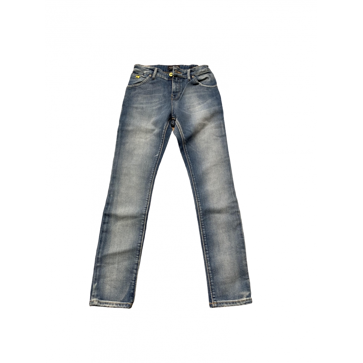 Scotch & Soda \N Blue Denim - Jeans Trousers for Kids 10 years - up to 142cm FR