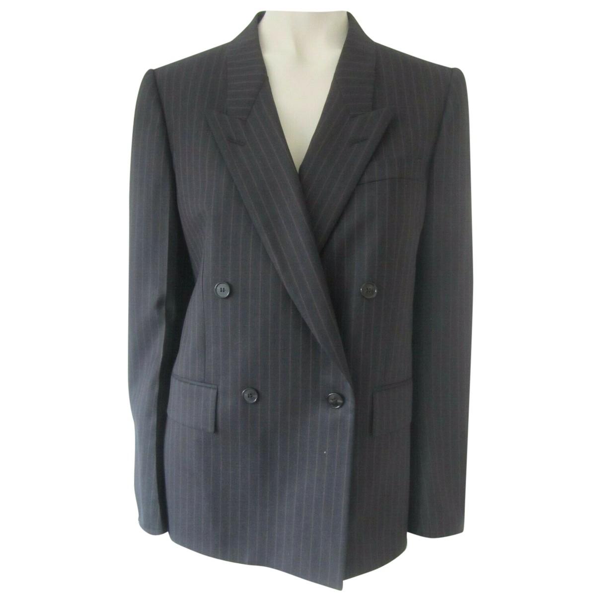 Calvin Klein 205w39nyc \N Multicolour Wool jacket for Women 44 IT