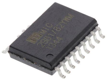 Microchip MIC2981/82YWM Constant Voltage LED Driver, 5 → 50 V 500mA 18-Pin SOP (5)
