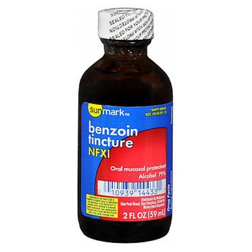 Benzoin Tincture 2 oz by Sunmark