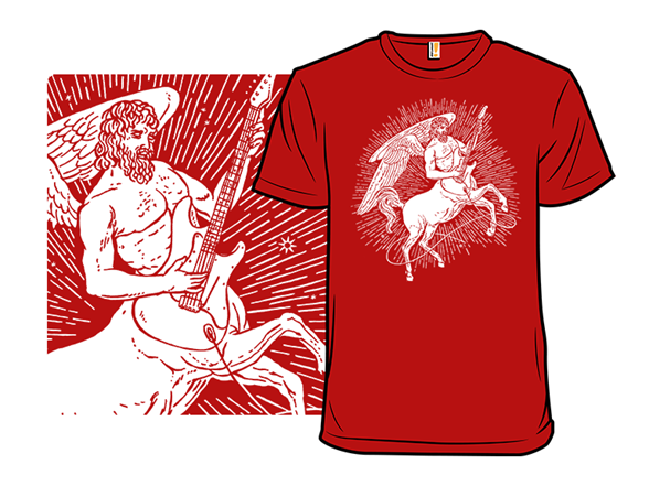 Pegacentaurock T Shirt