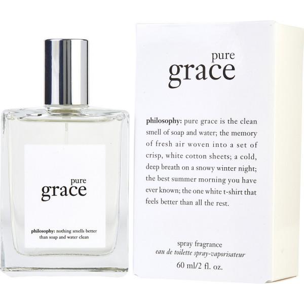 Philosophy - Pure Grace : Eau de Toilette Spray 2 Oz / 60 ml