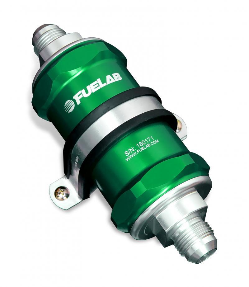 Fuelab 81820-6-6-8 In-Line Fuel Filter