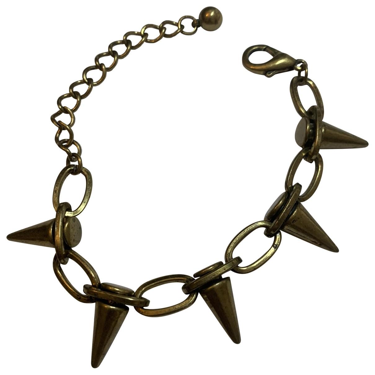 Tom Binns \N Metal bracelet for Women \N