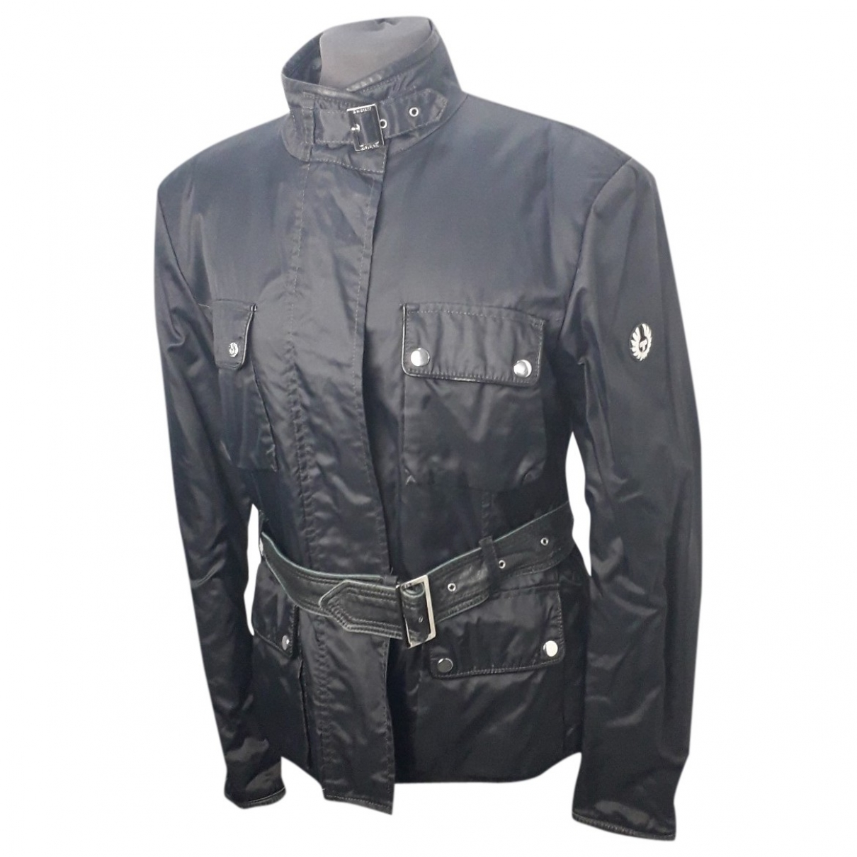 Belstaff \N Black jacket for Women 44 IT