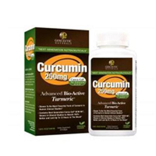 Curcumin BCM 95 60vcaps by Genceutic Naturals