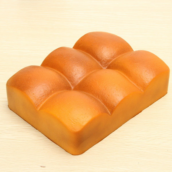 Eric Squisy Super Slow Rising Abdominal Muscle Bread Toy