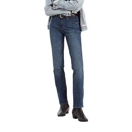 Levi's Classic Straight Jean, 10 Long , Blue