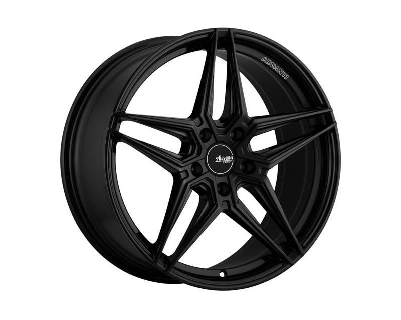 Advanti Racing Decado Wheel 19x9.5 5x114.3 40 DGMEXX Dark Metallic Anthracite