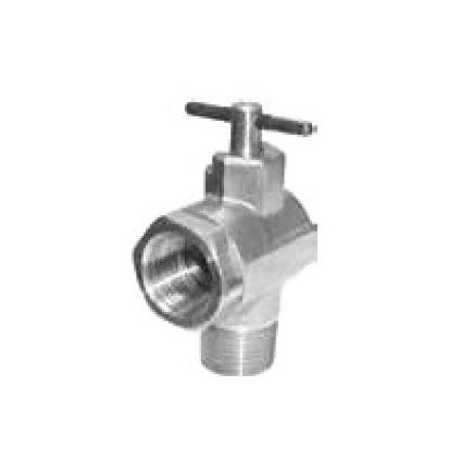 Power Products TV590P-8 - Truck Fem Pipe Ball Valve 1/2 X 1/2