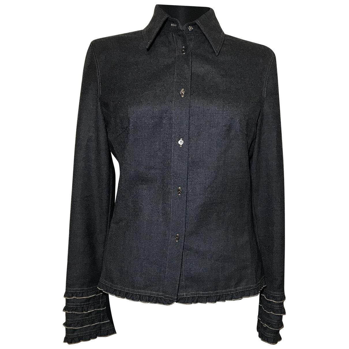 Bogner \N Anthracite Wool jacket for Women 36 FR