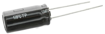 Panasonic 560μF Electrolytic Capacitor 35V dc, Through Hole - EEUTP1V561 (2)