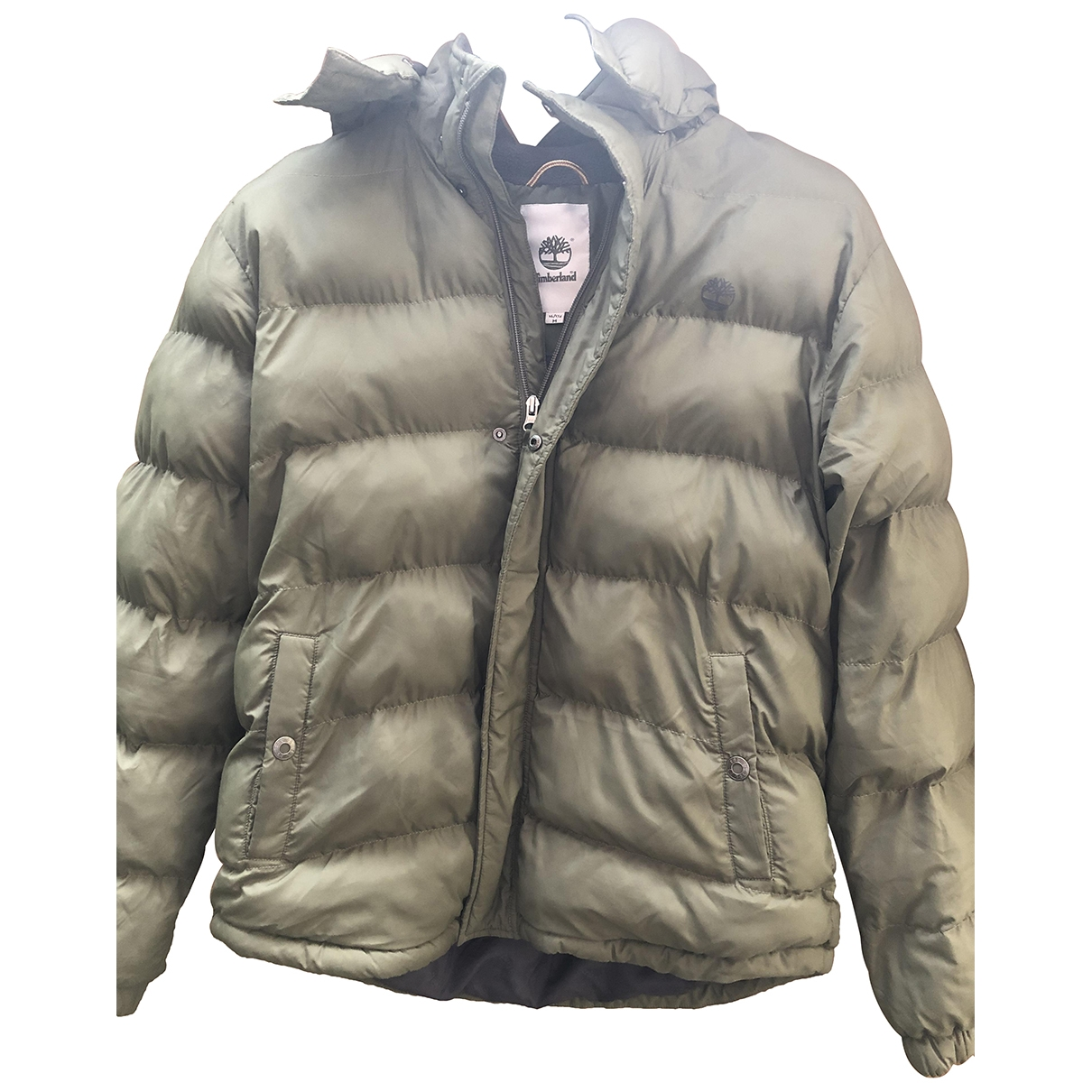 Timberland \N Green jacket & coat for Kids 16 years - M FR