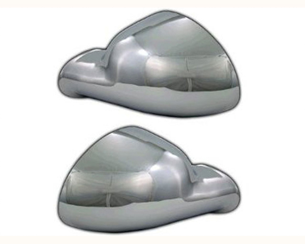 Quality Automotive Accessories Chrome Plated ABS Plastic 2-Piece Mirror Cover Set Chrysler PT Cruiser 2009