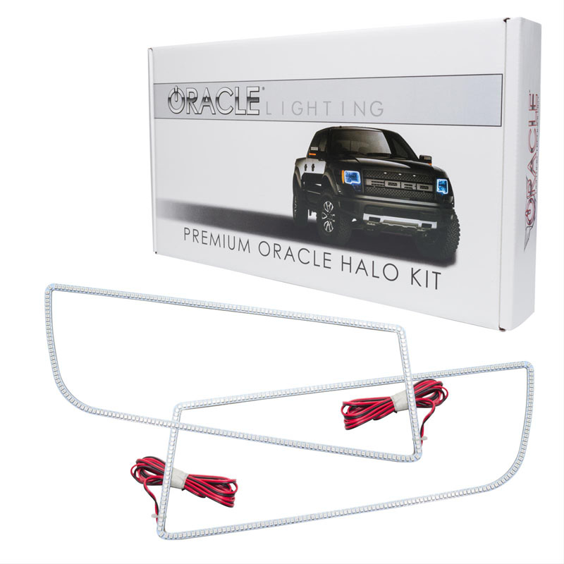 Oracle Lighting 2255-002 Chevrolet Camaro Non-RS 2014-2015 ORACLE LED Halo Kit Square Style