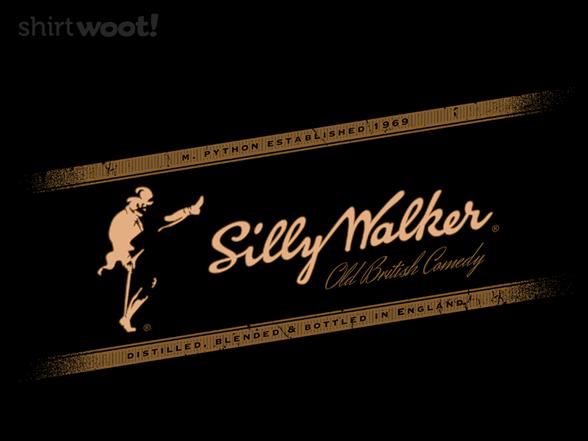 Silly Walker T Shirt
