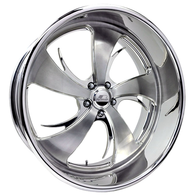 Billet Specialties DT89285Custom BLVD 89 Wheels 20x8.5