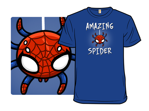 The Amazing Spider T Shirt