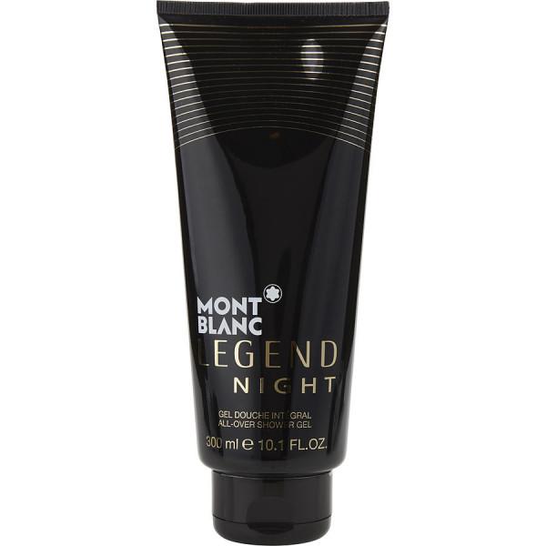 Mont Blanc - Legend Night : Hair & Body Shower Gel 300 ml