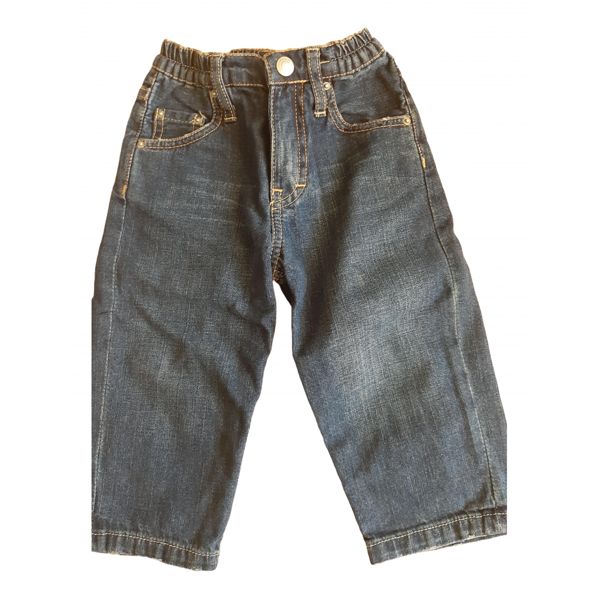 Levi's \N Blue Denim - Jeans Trousers for Kids 12 months - until 29 inches UK