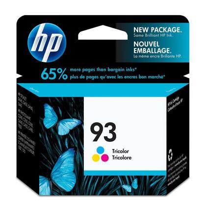 HP 93 C9361WN Original Tri-Color Ink Cartridge