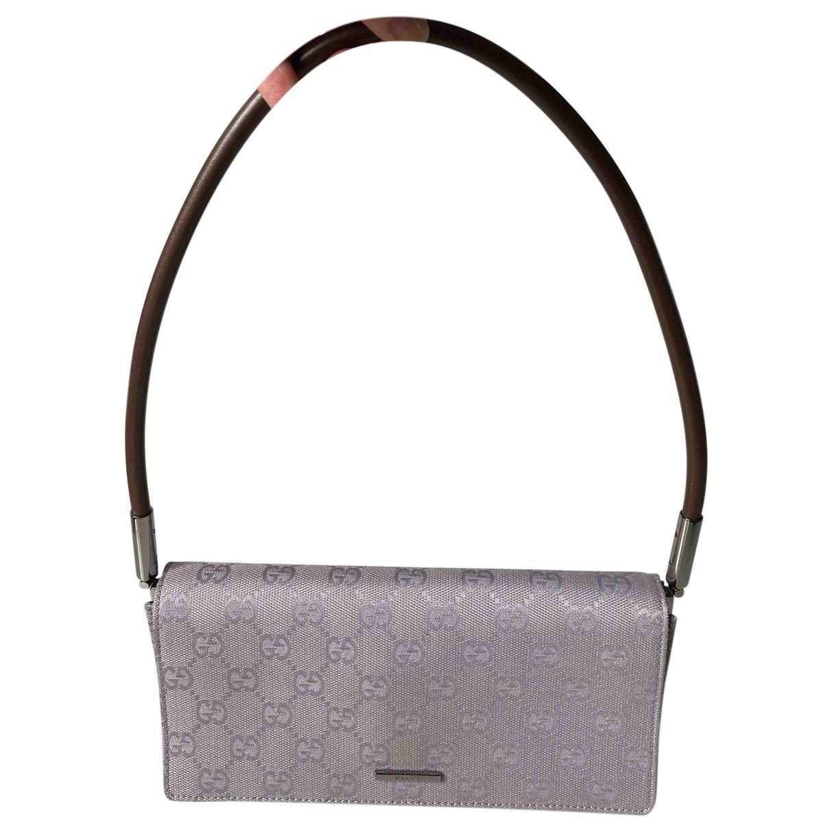 Gucci \N Purple Cloth handbag for Women \N