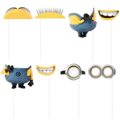 8 Photo Props For Birthday Party