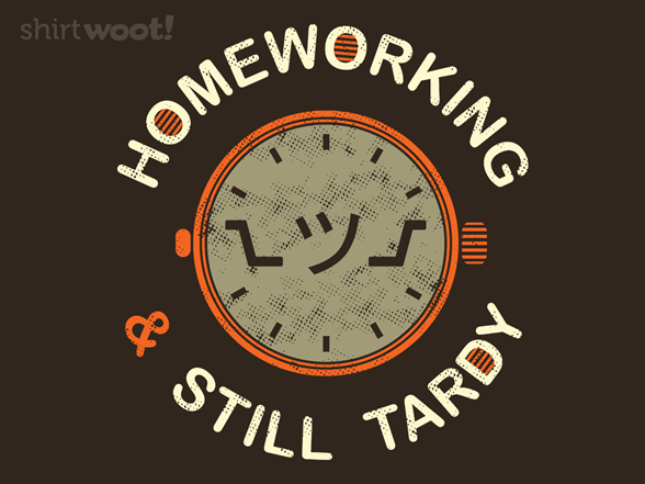 Tardy T Shirt