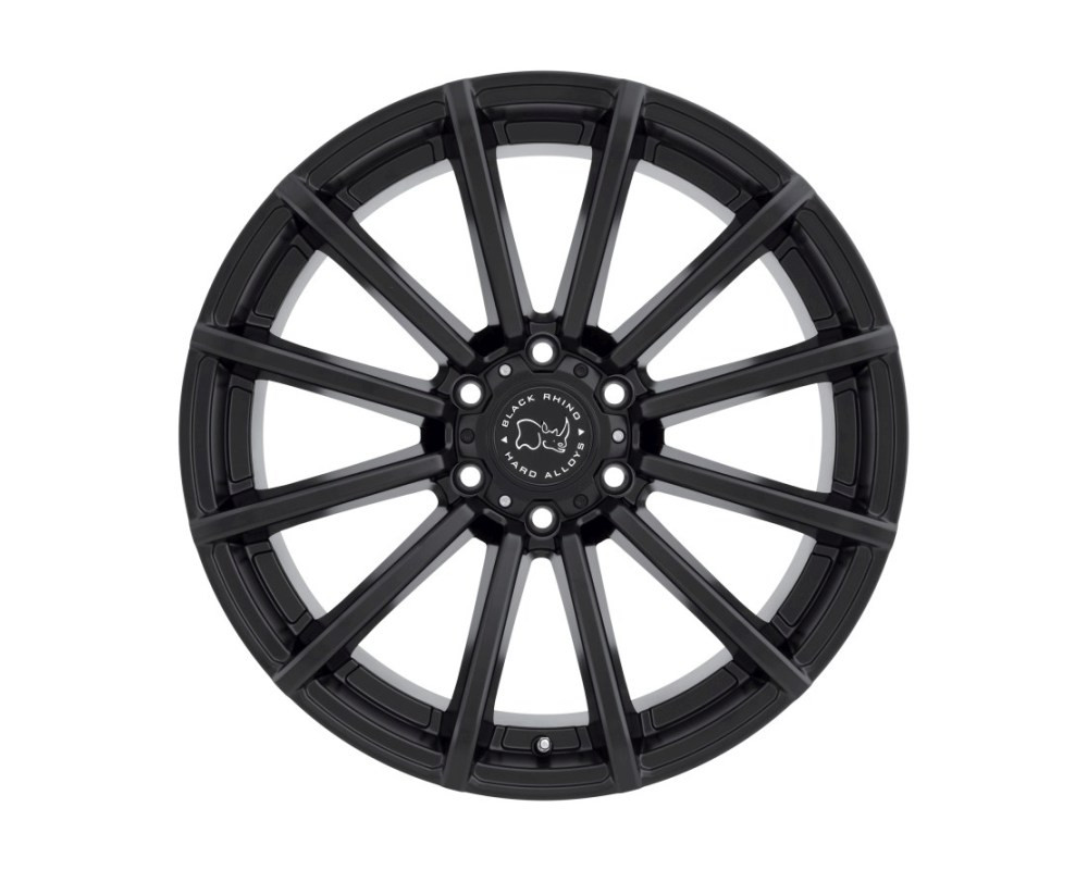 Black Rhino Rotorua Gloss Black Wheel 17x9.5 6x139.70|6x5.5 12mm CB112.1