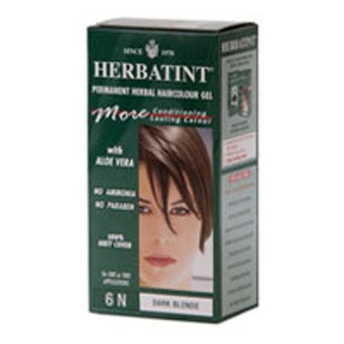 Herbatint Permanent Dark Blonde (6N) 4 Oz by Herbatint