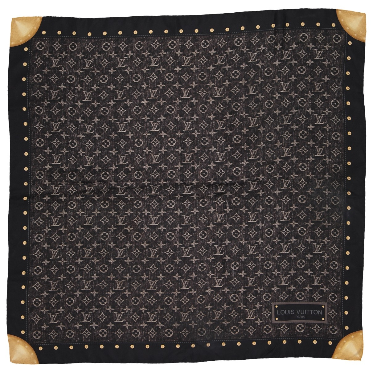Louis Vuitton \N Multicolour Silk scarf for Women \N