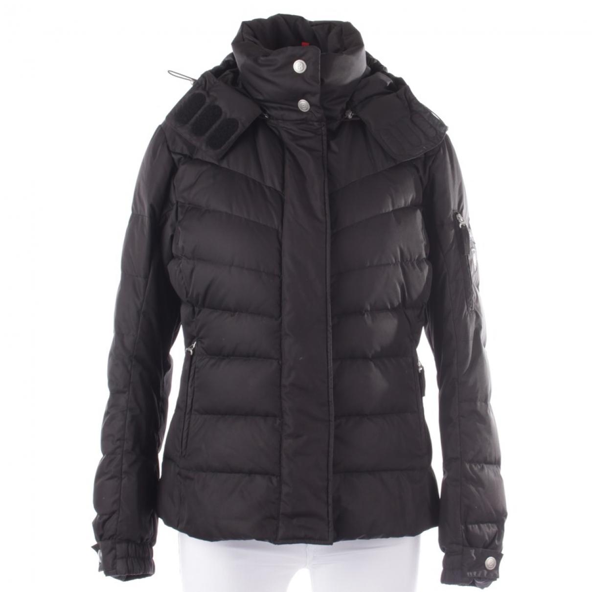 Bogner \N Black coat for Women M International