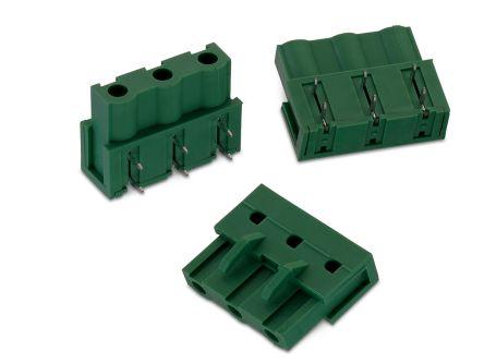 Wurth Elektronik , WR-TBL, 3094, 6 Way, 1 Row, Horizontal PCB Header (120)