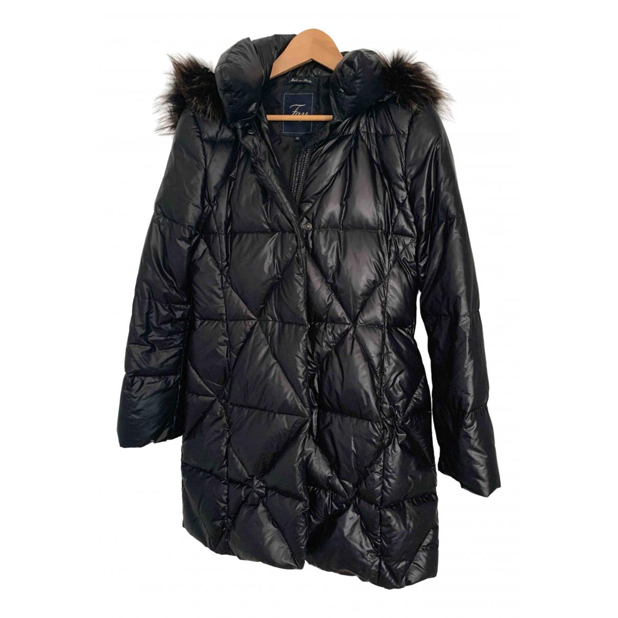 Fay \N Black Fur coat for Women M International