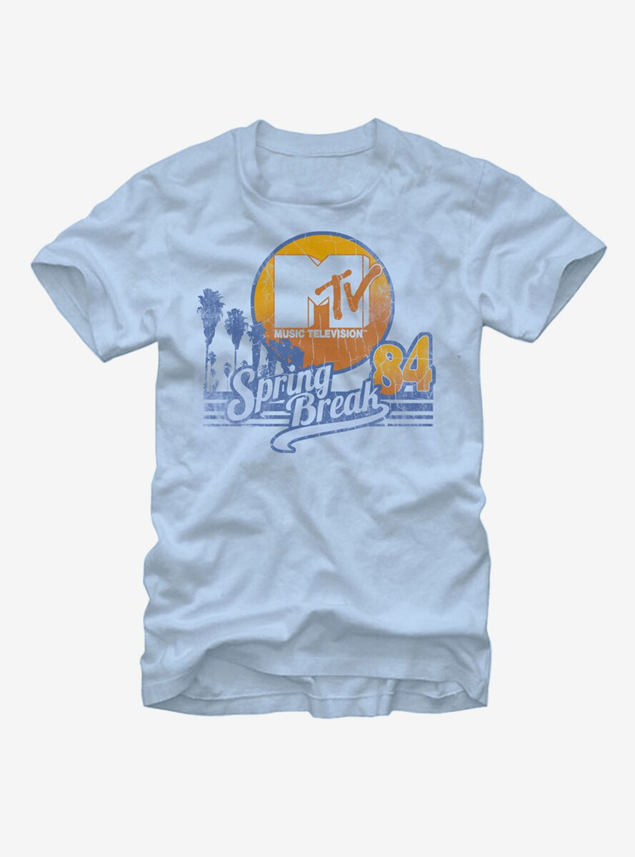 MTV Spring Break 1984 T-Shirt