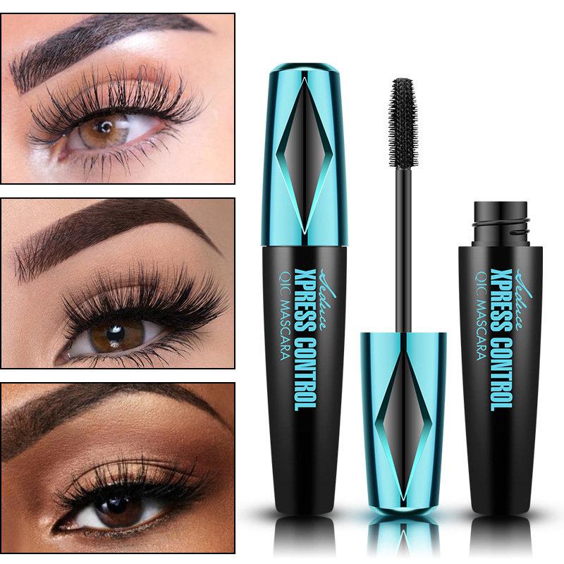 Thick Waterproof Mascara Slender Curl Long-lasting Encryption Mascara Eye Makeup