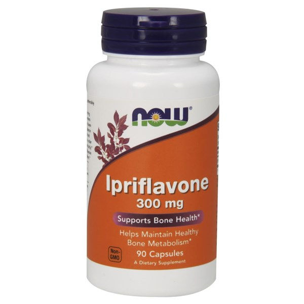 Ipriflavone 90 Caps by Now Foods