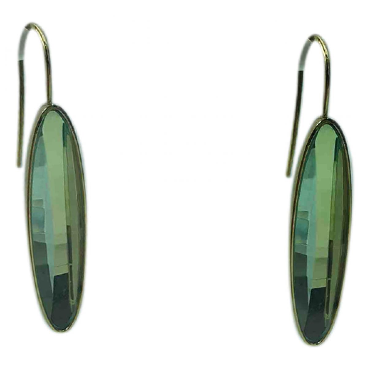 Calvin Klein \N Silver Steel Earrings for Women \N
