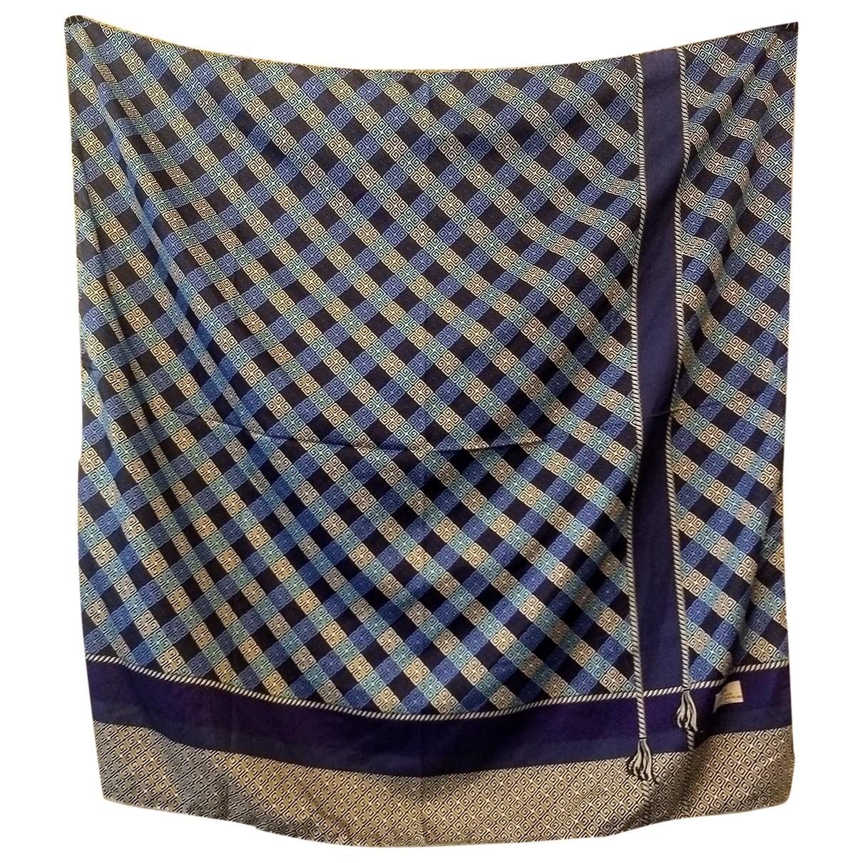 Versace \N Blue scarf for Women \N