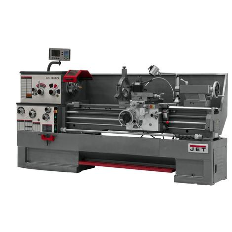 Jet Gh-1880Zx Metalworking Lathe