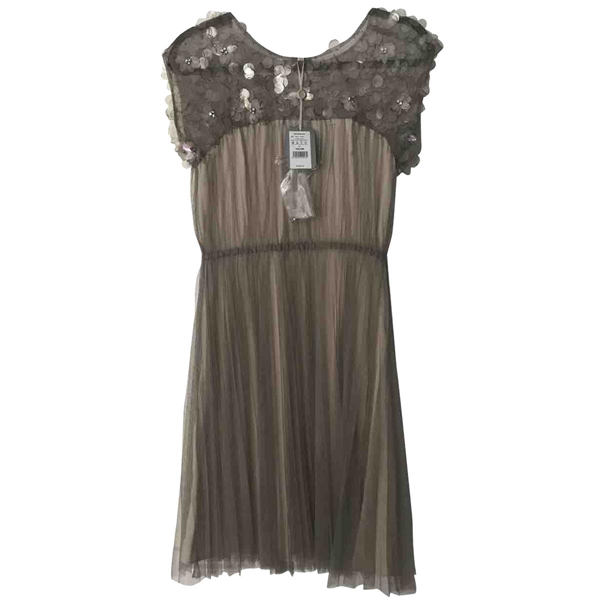 Hoss Intropia \N Glitter dress for Women 38 FR