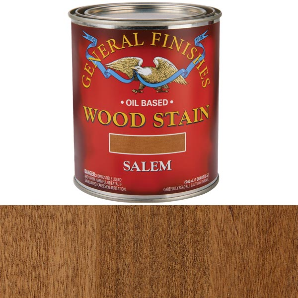 Salem Stain Solvent Based Quart
