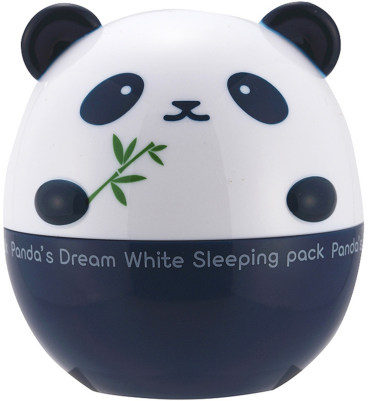 Pandas Dream White Sleeping Mask
